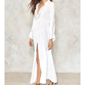Nastygal Maxi Dress